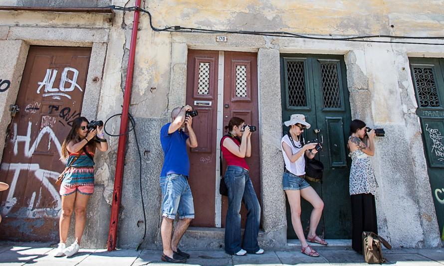 Curso de Fotografia no Porto